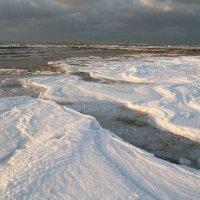Замерзшая пена Северного моря.. :: Kapris VS