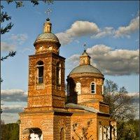 Церковь Рождества Христова :: Александр Березуцкий (nevant60)