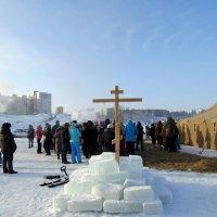Праздник Крещение. :: Мила Бовкун