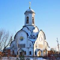Елисаветинский храм :: Татьяна Помогалова