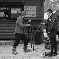 греемся :: Вадим Бурмистров