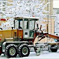 На снег пойдём :: Кай-8 (Ярослав) Забелин