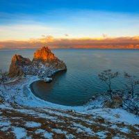 Рассвет на Малом море :: Анатолий Иргл