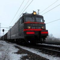 ВЛ11 - 532Б :: Сергей Уткин