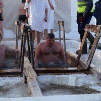 Крещенские купания :: Алексей Масалов