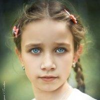 Этот взгляд! :: Дмитрий Головин