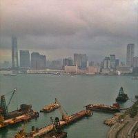 Залив  Гонконга. :: Виталий Селиванов