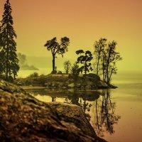 и в тишине туманных скал........ :: Ирина Смирнова