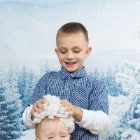 Когда у тебя есть брат, это всегда весело :: Екатерина Гриб