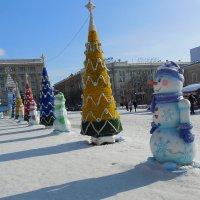 в праздничном строю :: Александр Борисович
