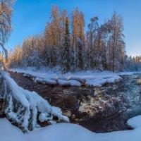 Река Рощинка. :: Фёдор. Лашков