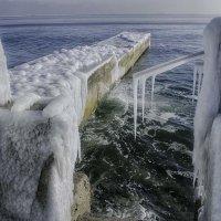 Морские сталактиты) :: Елена Данько