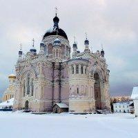 Казанский Женский монастырь. :: Павлова Татьяна Павлова