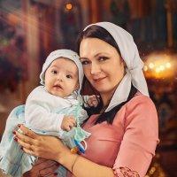 Крещение Егорки :: Андрей Молчанов