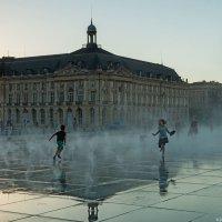 Бордо. На площади Бурс. :: Надежда Лаптева