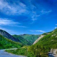 Основной перевал на пути в Орлик. :: Ричард Петров