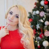 Голубоглазый новый год :: Oksana Likhadziyeuskaya