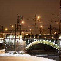 Вечерний мост :: Aнна Зарубина