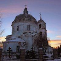 Церковь Иконы Божией Матери Знамение :: Сергей Кочнев