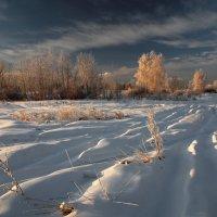Солнце лишь недавно встало... :: Александр Попов