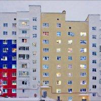 Залепила окна вьюга... :: Кай-8 (Ярослав) Забелин