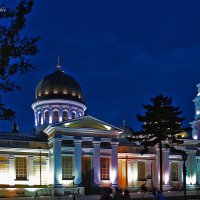 Соборный кафедральный восстановленный :: Владимир