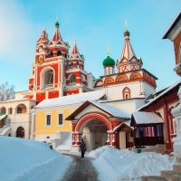 Звенигород. Саввино-Сторожевский монастырь. :: Alexander Petrukhin