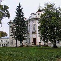 Усадьба в Вязёмах — это очень значимый архитектурный и литературный исторический памятник. :: Владимир Ильич Батарин