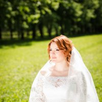 Неотразимая невеста :: Олеся Загорулько