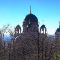 Мороз и солнце :: Юрий Гайворонский