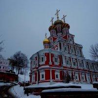 Собор Пресвятой Богородицы :: Наталья Сазонова