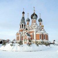 Кафедральный собор . г. Бердск. :: Мила Бовкун