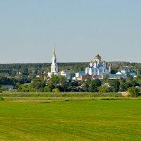 Задонский монастырь. :: Юрий Бичеров