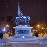 Памятник князю Григорию Засекину. :: Сергей Щербатюк