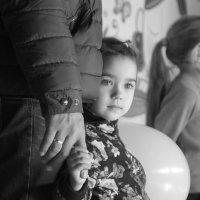 Папина дочь :: Сергей Пахомов
