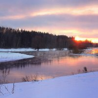 На закате :: Павлова Татьяна Павлова