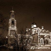Троицкий  Храм в Самылово. :: Валерий Гудков