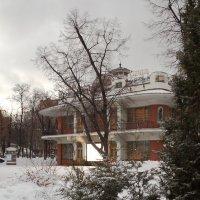 театр Новая Опера зимой :: Тарас Золотько