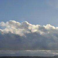 сугробы облаков :: Ольга