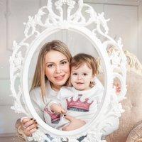 Марина с доченькой )) :: Мария Дергунова