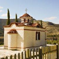 Церковь рядом с деревней Аласса. Кипр :: Oksanka Kraft