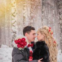 Свадьба :: Лидия Павлюкова