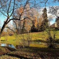 На берегу Славянки реки... :: Sergey Gordoff
