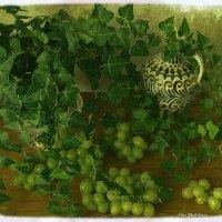 Зеленый виноград :: Nina Yudicheva