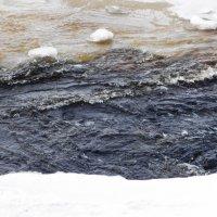 почти весенняя вода :: Михаил Жуковский