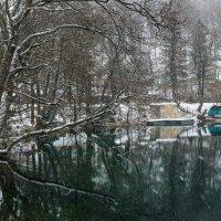 Голубые озера в Кабардино-Балкарии :: Владимир Натальченко