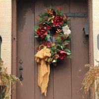 Рождественские декорации... :: Виктория