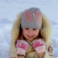 Снегурёнок :: Анна Шишалова