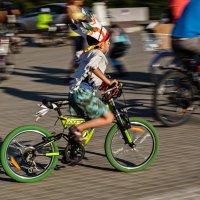 Какой индеец не любит быстрой езды? :: Николай Бабухин