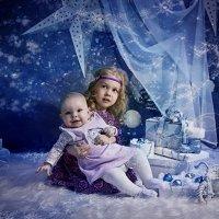 Новогодняя сказка :: Татьяна Кудрявцева